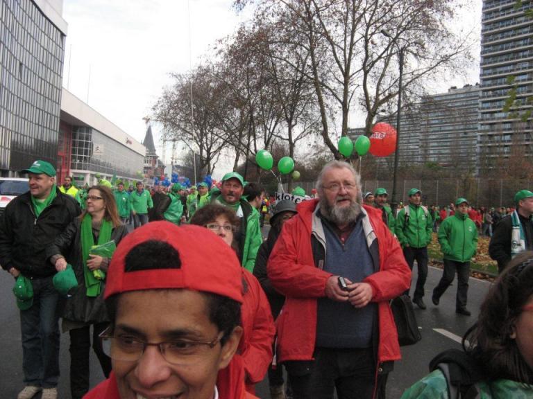 3 décembre 2011 à Bruxelles