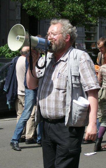 19 mai 2007 à Bruxelles Manif sans papiers