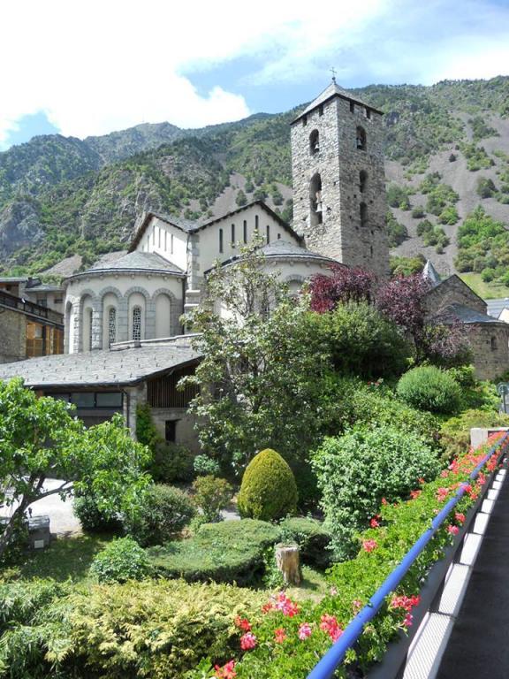 Eglise d'Andorre la Vieille 21 mai 2015