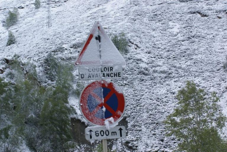 En montagne vers Andorre le 21 mai 2015