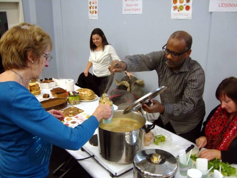 Fête de la Soupe à Angleur 2017