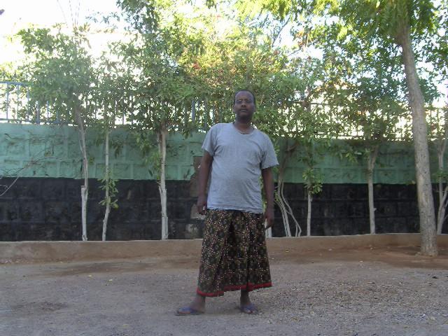 en 2007 à Djbouti