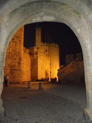 Carcassonne by night 25 mai 15 b
