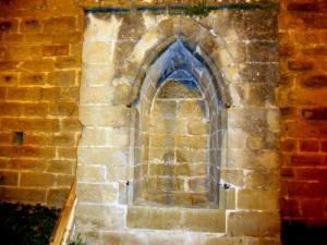 Porte muree carcassonne