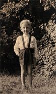 Quand j'étais petit garçon...