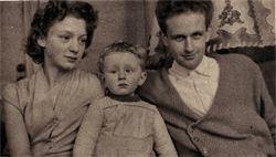 Avec mes parents