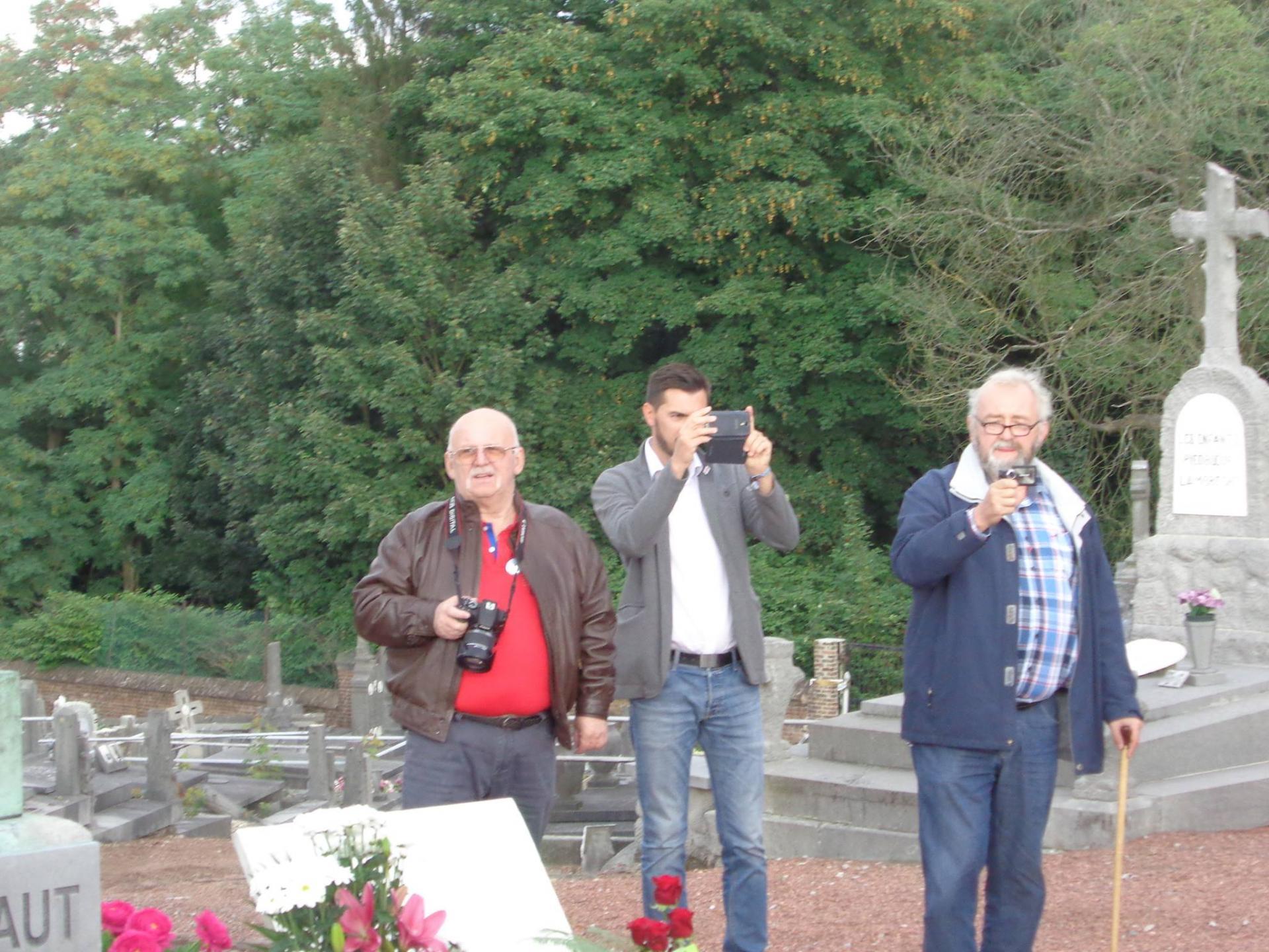 10 août 2015 Commémoration Julien Lahaut à Seraing