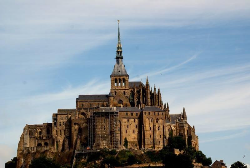 13 février 2015 Mont Saint-Michel