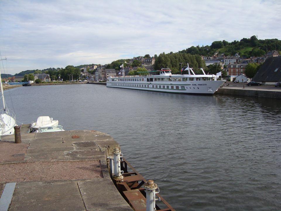 Honfleur - port
