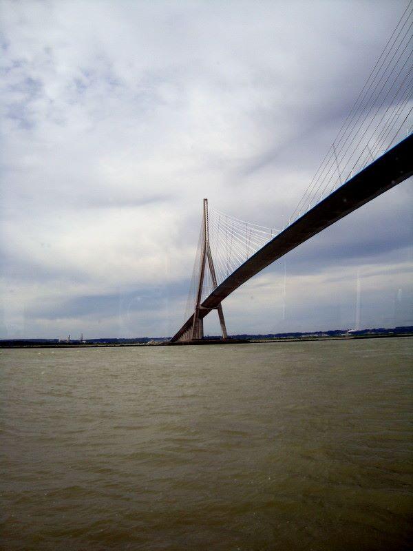 Honfleur Pont de Normandie