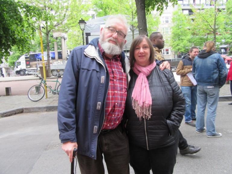 1 mai 2017 à Liège