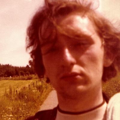 Juin 1973 à la Marche du Souvenir (Photo Frédéric Renard)