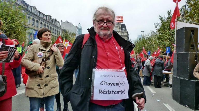 7 novembre 2014 à Bruxelles