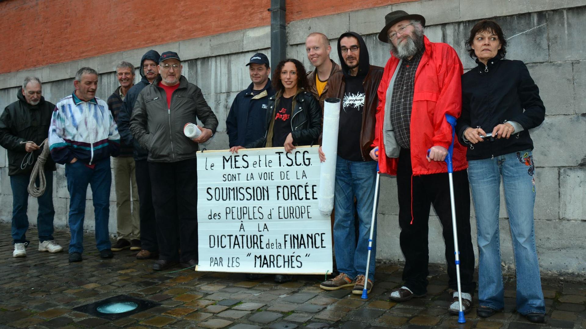 9 septembre 2013 à Namur au Grognon