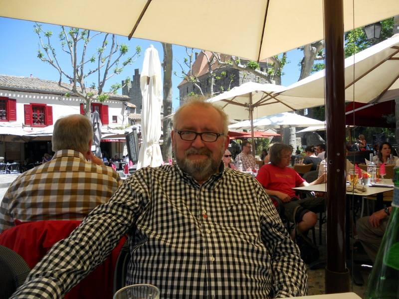 A Carcassonne 18 mai 2015