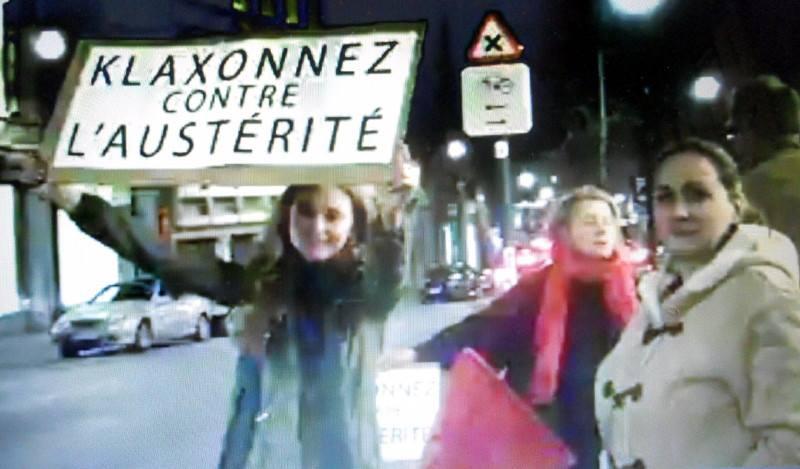 novembre 2013 xevant le parlement Bruxellois
