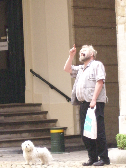 En 2006 à Bruxelles