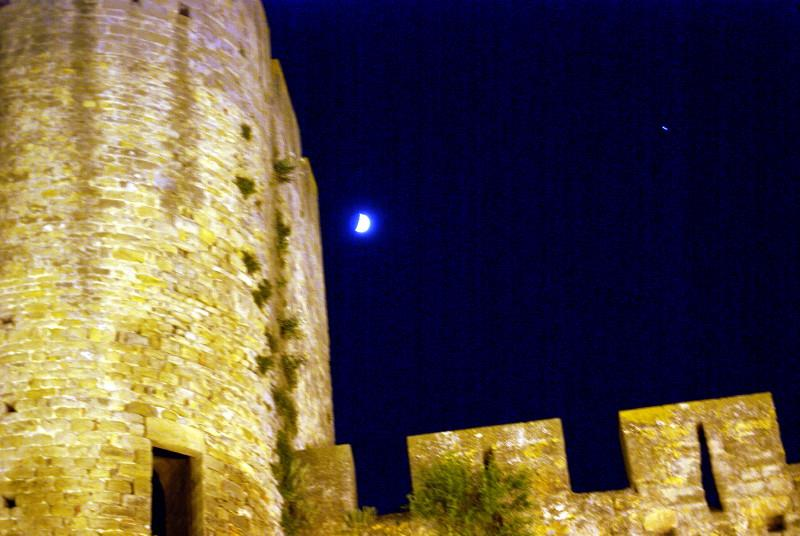 Carcassonne by night 25 mai 15