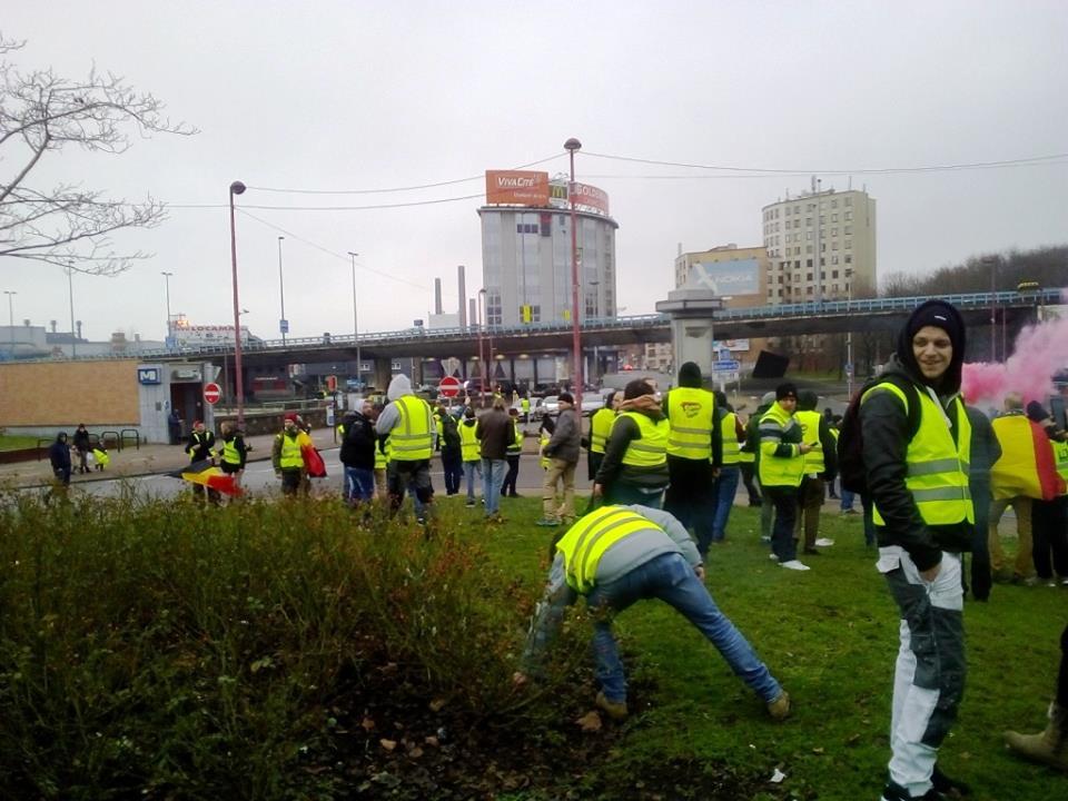 Charleroi 29 dec 2018