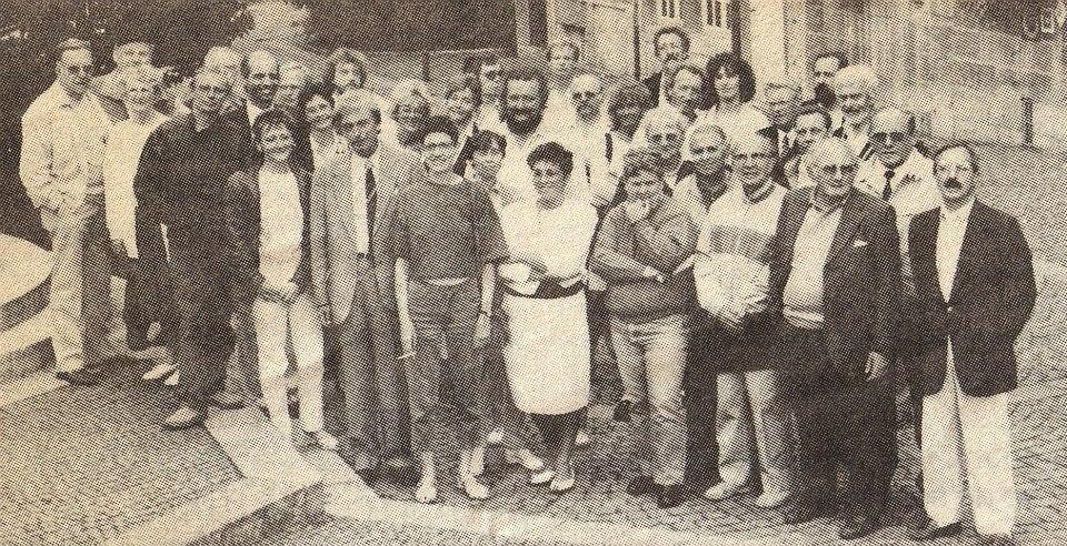 1988 Elections Communales à Liège : le PC