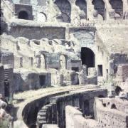 Rome - le Collisée - juin 1980