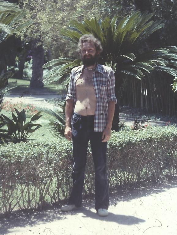 En 1978 à Elche (Espagne)