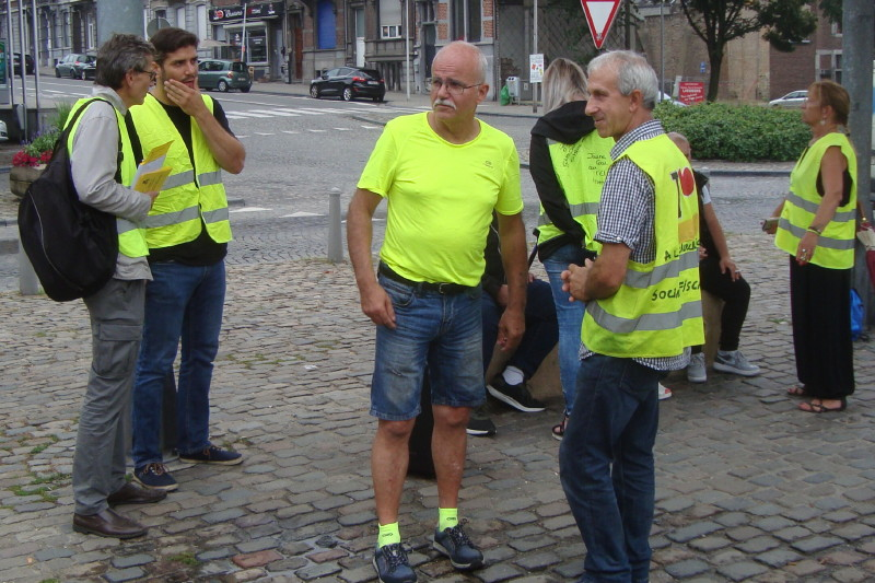 27 juillet 2019 à Liège