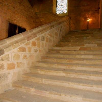 Fondfroide escalier
