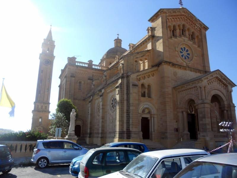 Gozo Sanctuaire Ta'Pinu