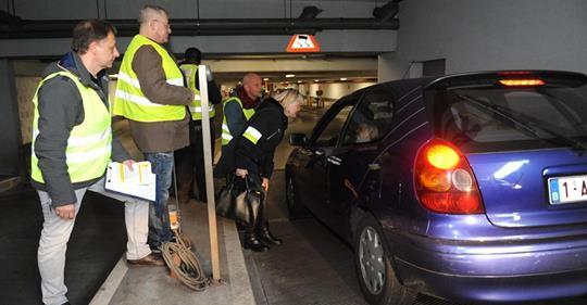 LaMeuse 2 mars 2019 Action Parking MédiaCité