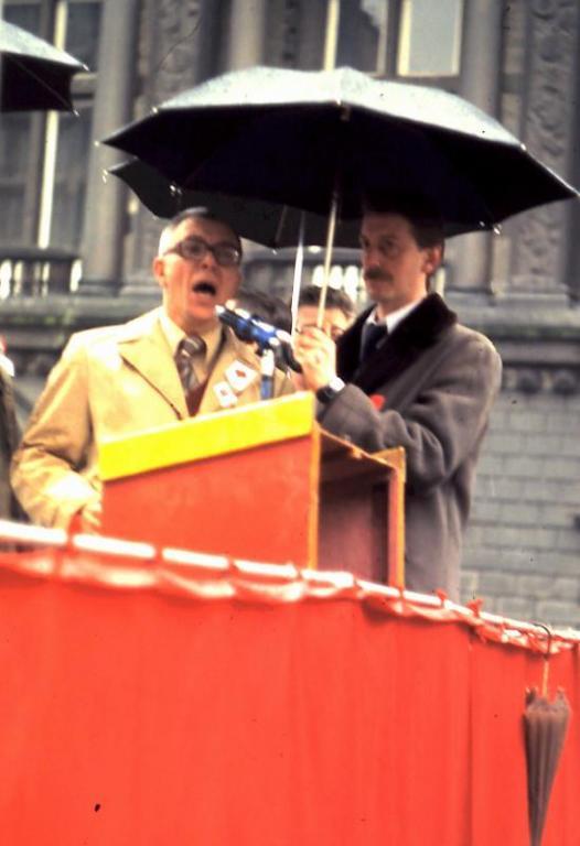 1er Mai 77 avec Marcel Levaux et Mathieu Machiroux