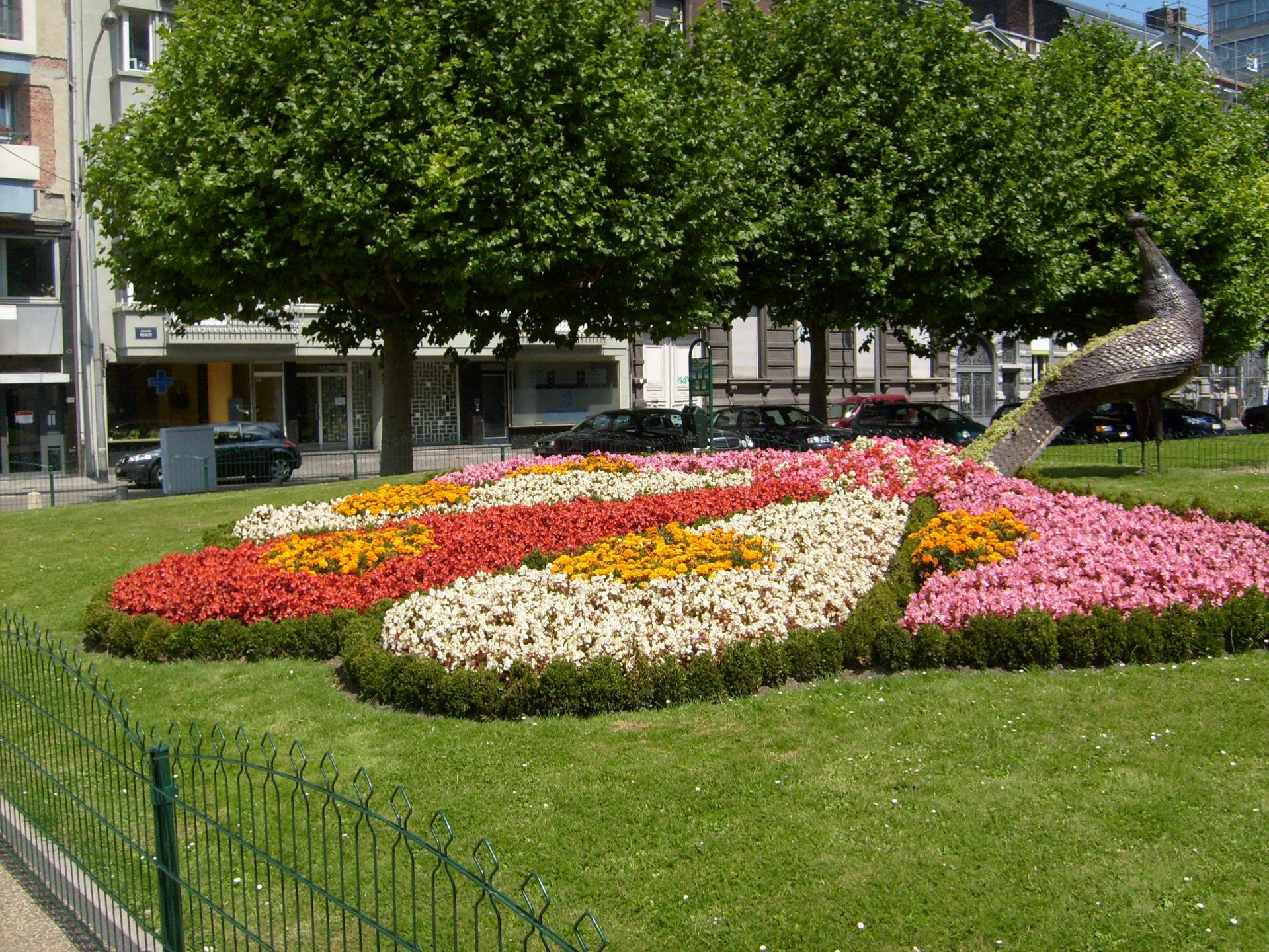 Boulevard Piercot à Liège, Juillet 2008