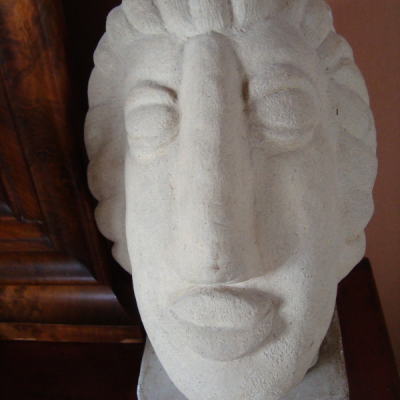 sculpture anonyme