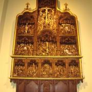 Retable à l'Eglise Saint Denis à Liège