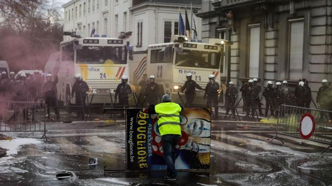 Bruxelles - décembre 2018