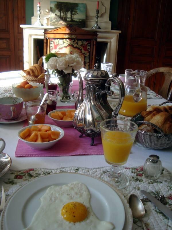 Le copieux petit Déjeuner