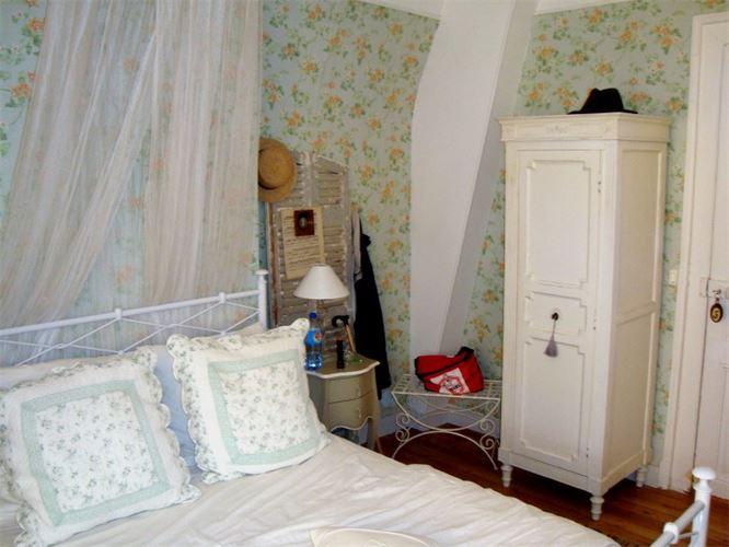 Notre chambre à la Linière, un décor cosy