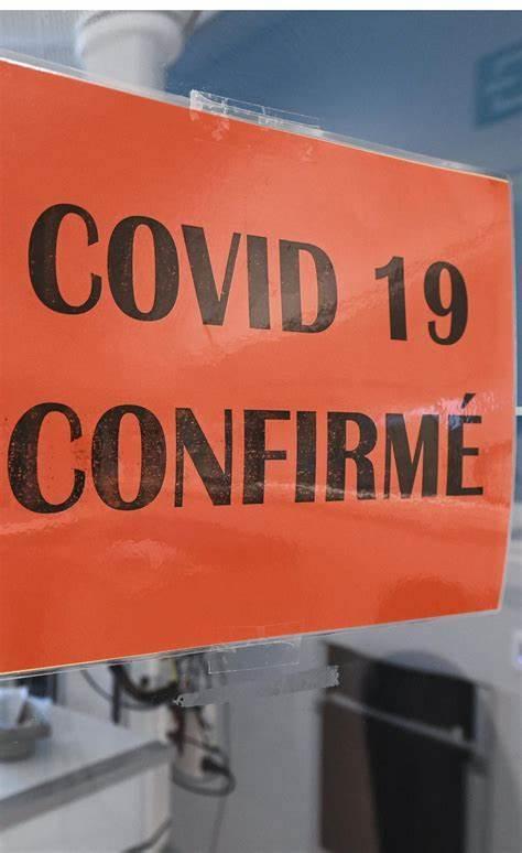 Covid confirme