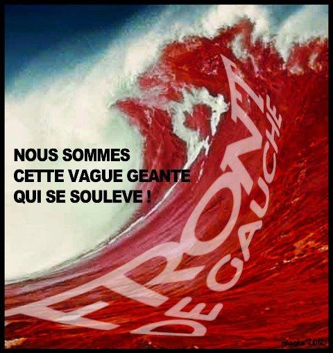 La vague fdg