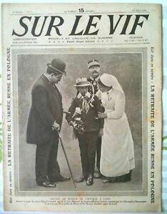 Sur le vif 1915